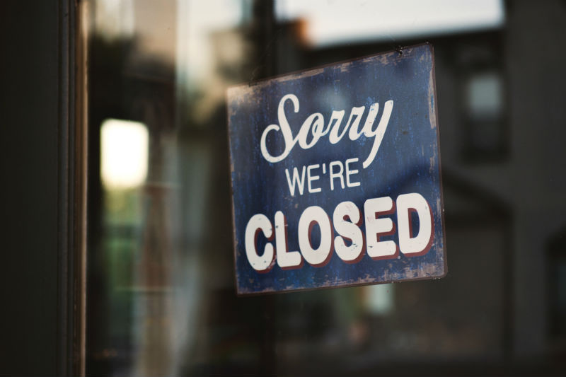 business-closed-sign
