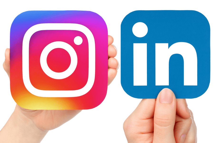 how to create a Linkedin company page - Instagram And LinkedIn For Your Small Business