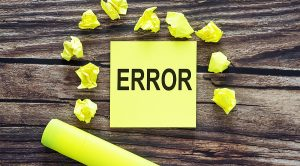 Common Errors Made By Those Who Are New To E-Commerce