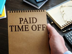 Company Morale - The Advantages Of Providing Paid Time Off